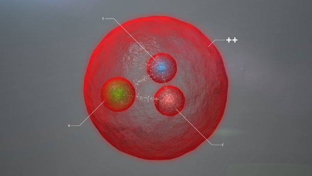 The LHCb experiment is charmed to announce observation of a new particle with two heavy quarks