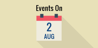 Historical Events 2 August
