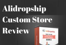 Alidropshi Custom Store Review Is it worth to buy Alidropship Custom store or not?