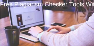 Free Plagiarism Checker Tools With Percentage